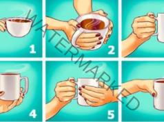 Тест с чаша: начинът, по който я държите разкрива характера ви