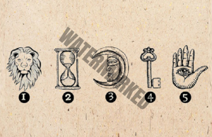 Алхимични символи - изберете един и разберете какво ви тревожи!