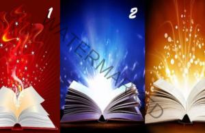 Вълшебна книга - предсказание за вашето близко бъдеще