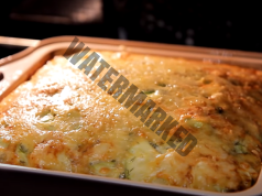Запеканка с тиквички и сирене - неочаквано добър вкус