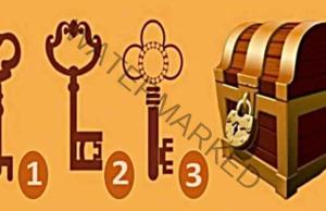 Интересен тест: Кой ключ бихте използвали за ковчежето?