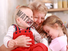 Любовта на бабата ви помага да отгледате достойни наследници