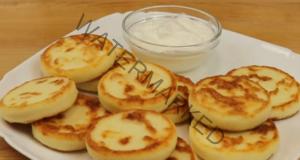 Мини палачинки - лесна и вкусна идея за закуска