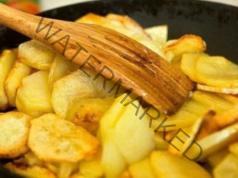 Перфектните пържени картофи - полезни трикове