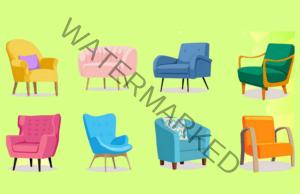 Тест с кресла: ще ви покаже в коя сфера от живота имате проблем