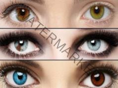 Цветът на очите може да каже много за характера на един човек