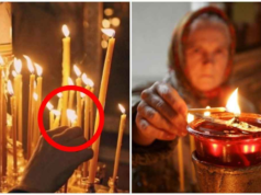 Църквони свещи - ето как да ги използвате правилно