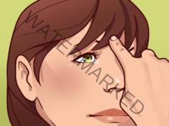 Масаж на третото око - облекчава стреса и тревожността
