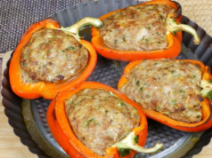 Рецепта за пълнени чушки - най-вкусната идея за вечеря