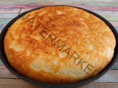 Хляб на тиган: бърза, лесна и много вкусна рецепта