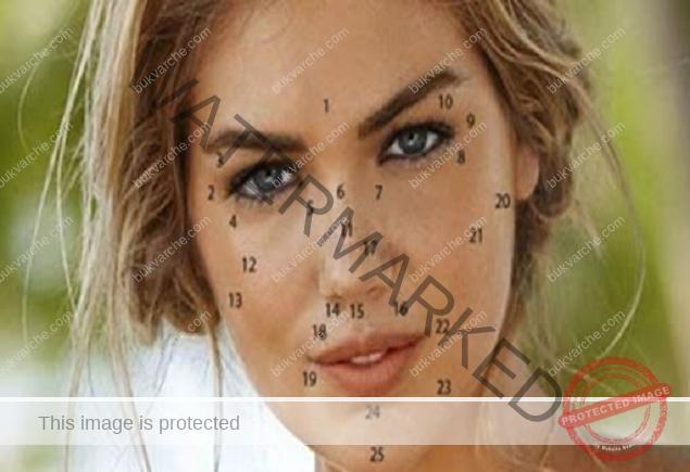 Бенките по лицето разкриват интересни неща за вас