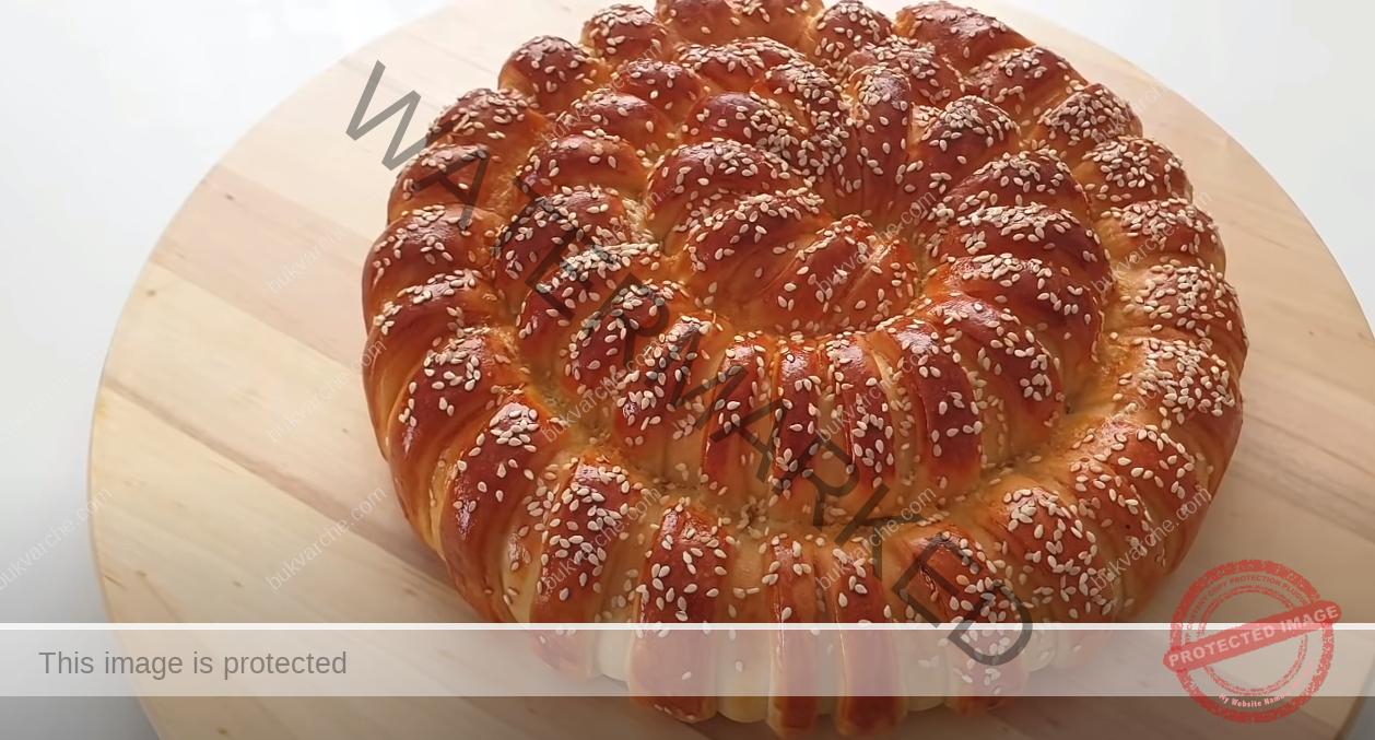 Домашна питка с извара - сочна и мека като памук