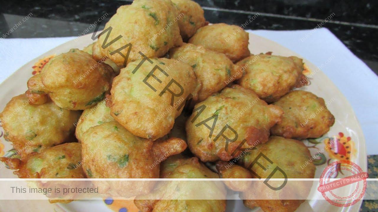 Кюфтенца от тиквички - вкусно и ароматно ястие