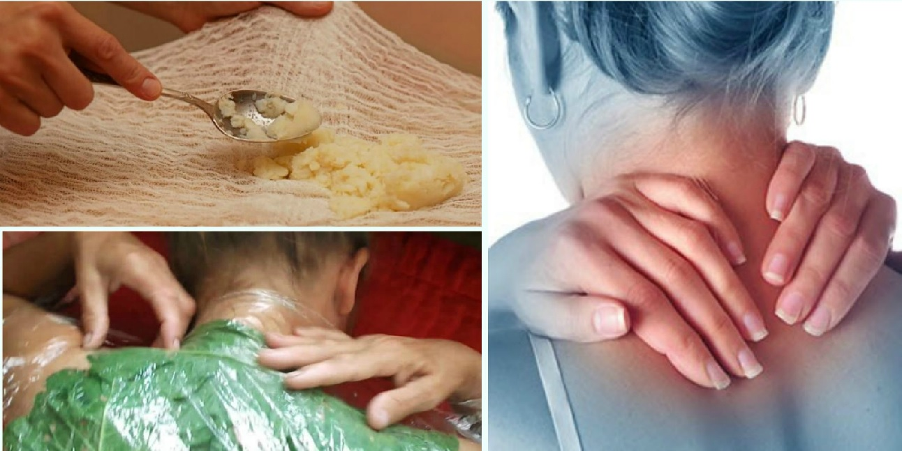 Лечение на остеохондроза с ефективни народни средства