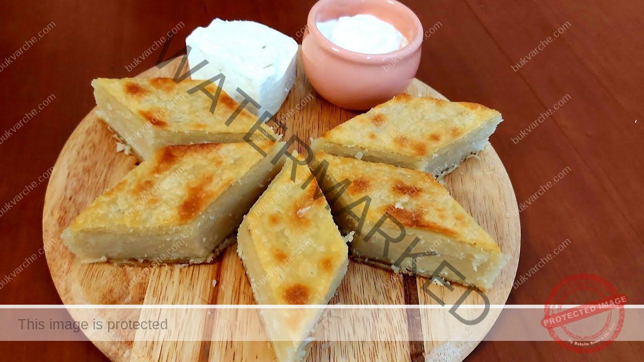 Рецепта за гомлезе - вкусен домашен сладкиш на фурна