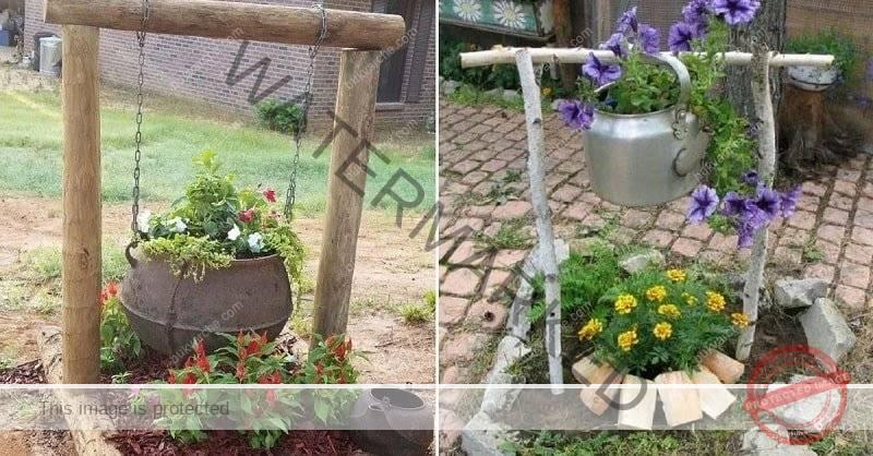Цветни лехи за градината - красота и наслада за очите