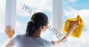 Как да измиете прозорците, така че да са чисти за по-дълго?