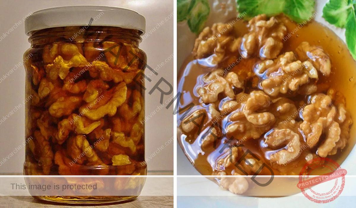 Лек за простатата с орехи и мед - вкусно и полезно