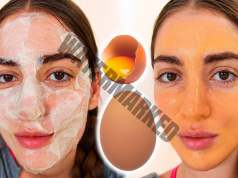 Стягане на порите на кожата на лицето с домашна маска