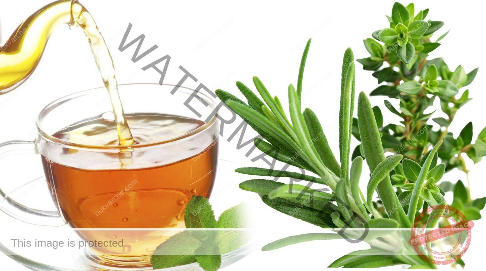 Чаена смес при настинка и грип, която ще пребори вирусите