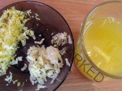 Чеснов мед за профилактика и лечение на настинки