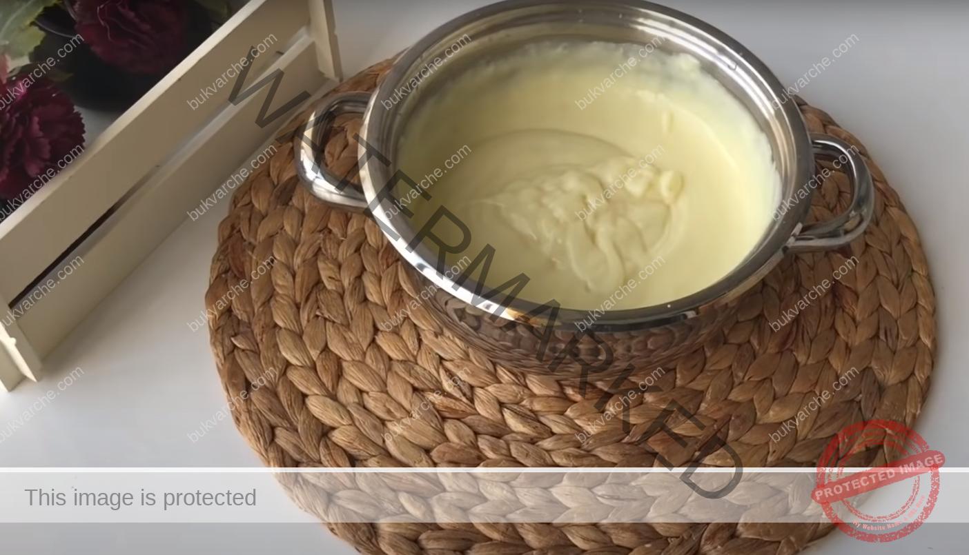 Мини домашни еклери с нежен крем. Най-вкусната рецепта