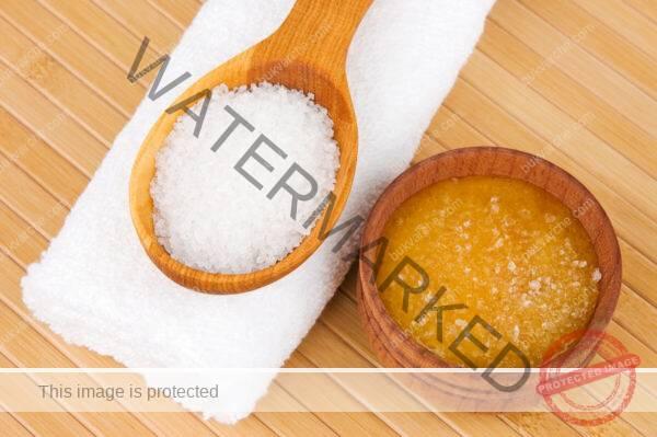 Порцеланова кожа без бръчки маска с мед и сол - БУКВАРЧЕ