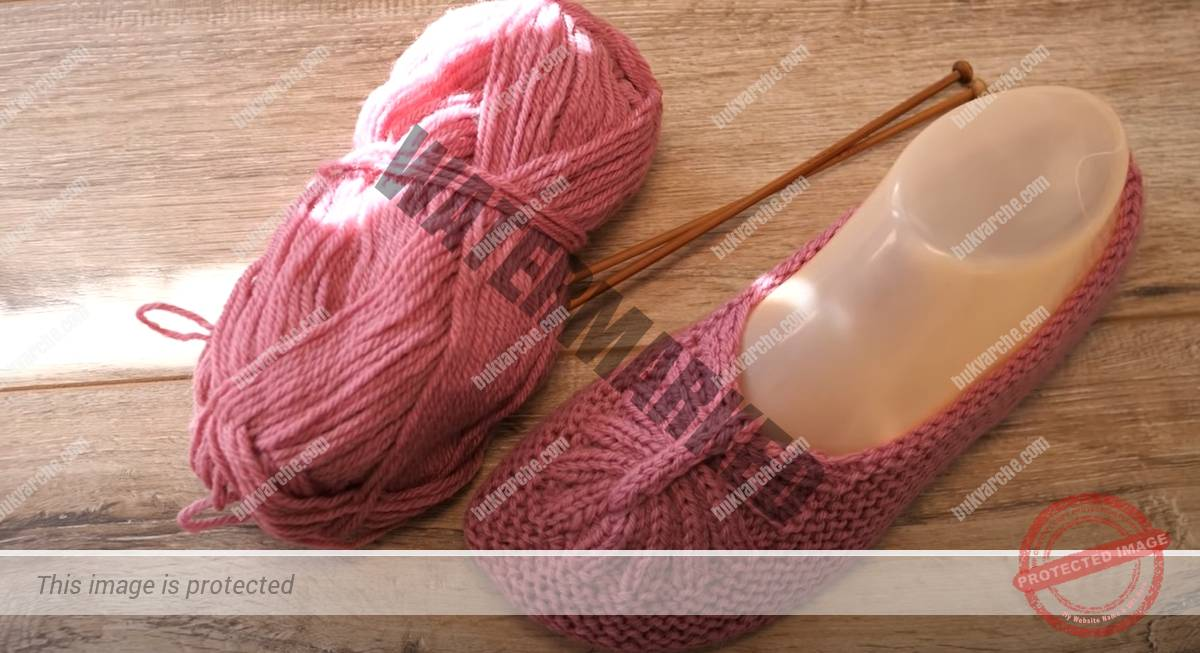 Дамски плетени терлици: Красиви, елегантни и топли