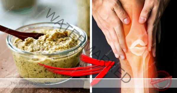 Елиминирайте болката в ставите с тази народна рецепта!