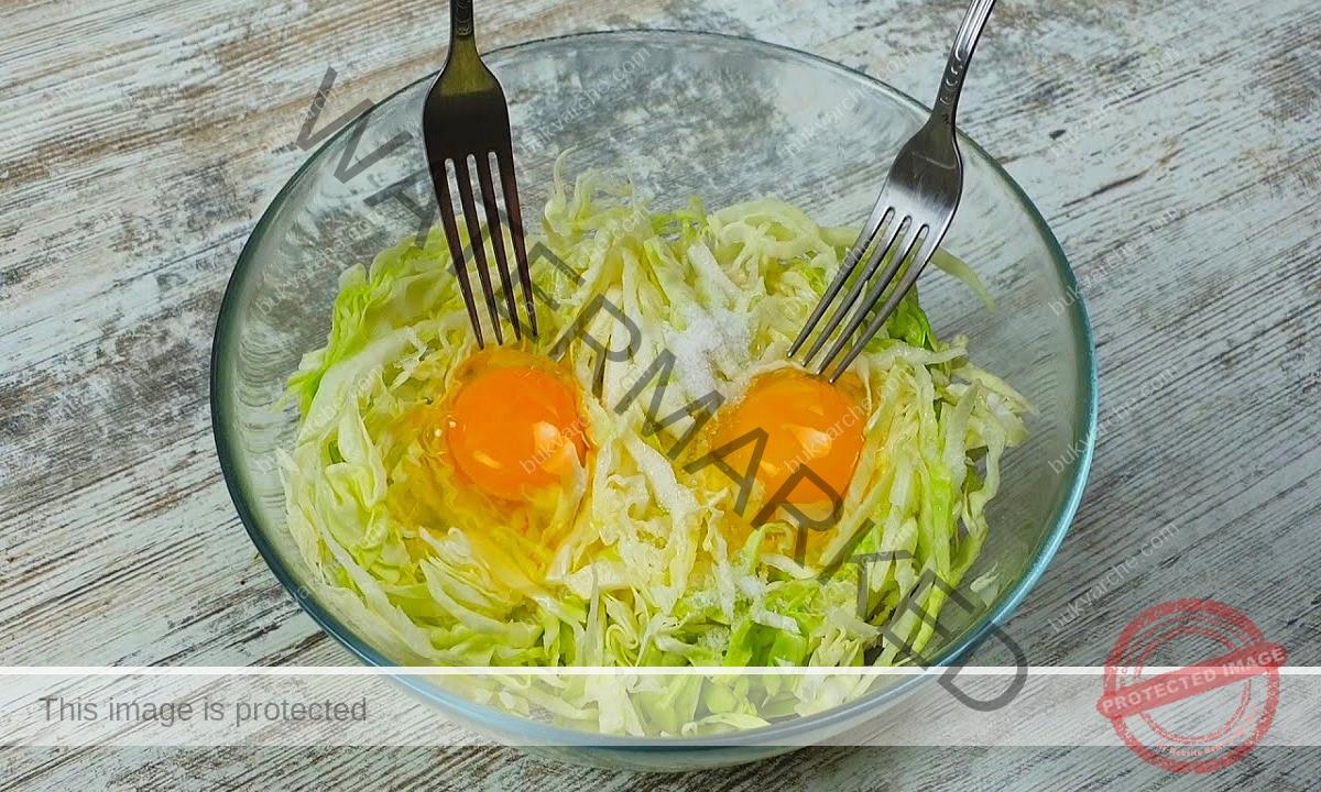 Зелева палачинка - вкусна и засищаща идея за вечеря