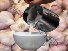 Лек за суха кашлица с мляко и чесън носи бързо облекчение