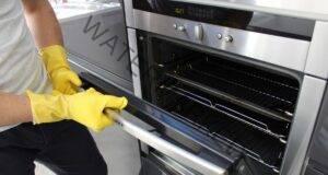 Лесно почистване на фурната без да използвате вредни химикали