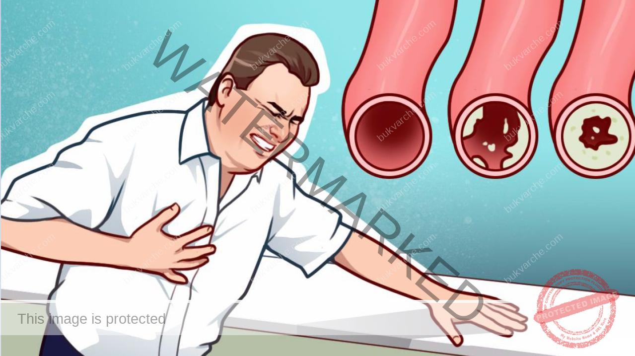 Разпознаването на инфаркта ще ви спаси живота