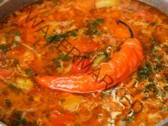 Супа с кайма и зеле. Една чудесна идея за обяд