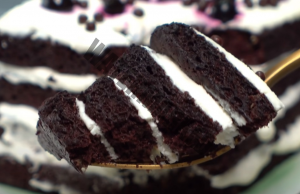 Торта на микровълнова фурна, без брашно! Вкусно