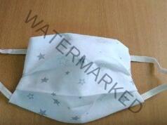 Предпазна маска, която да си ушиете сами у дома