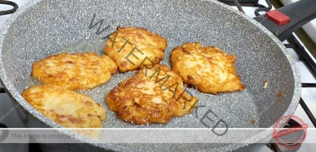 Палачинки с ябълки - една малко по-различна рецепта