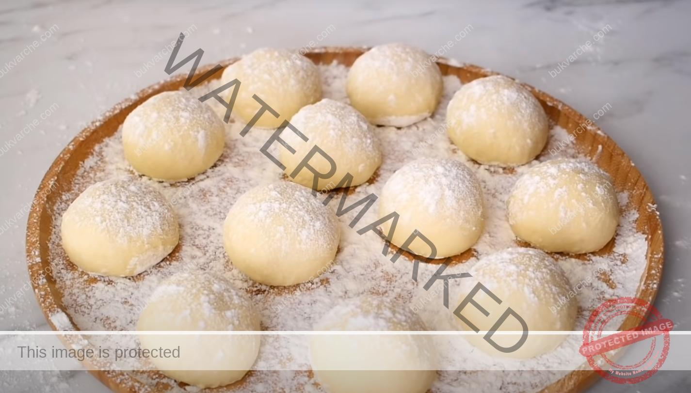 Охлювчета от тесто с масло: много вкусни и меки