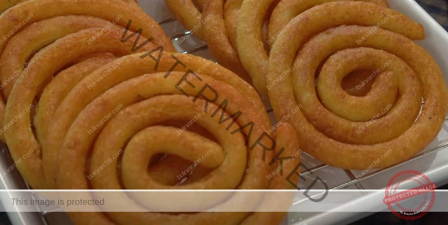 Картофени спирали с пармезан - хрупкави и вкусни