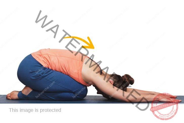 При болка в гърба ще ви помогнат следните 6 пози