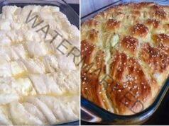 Вита баница със сирене за вашите лакомници. Много вкусна