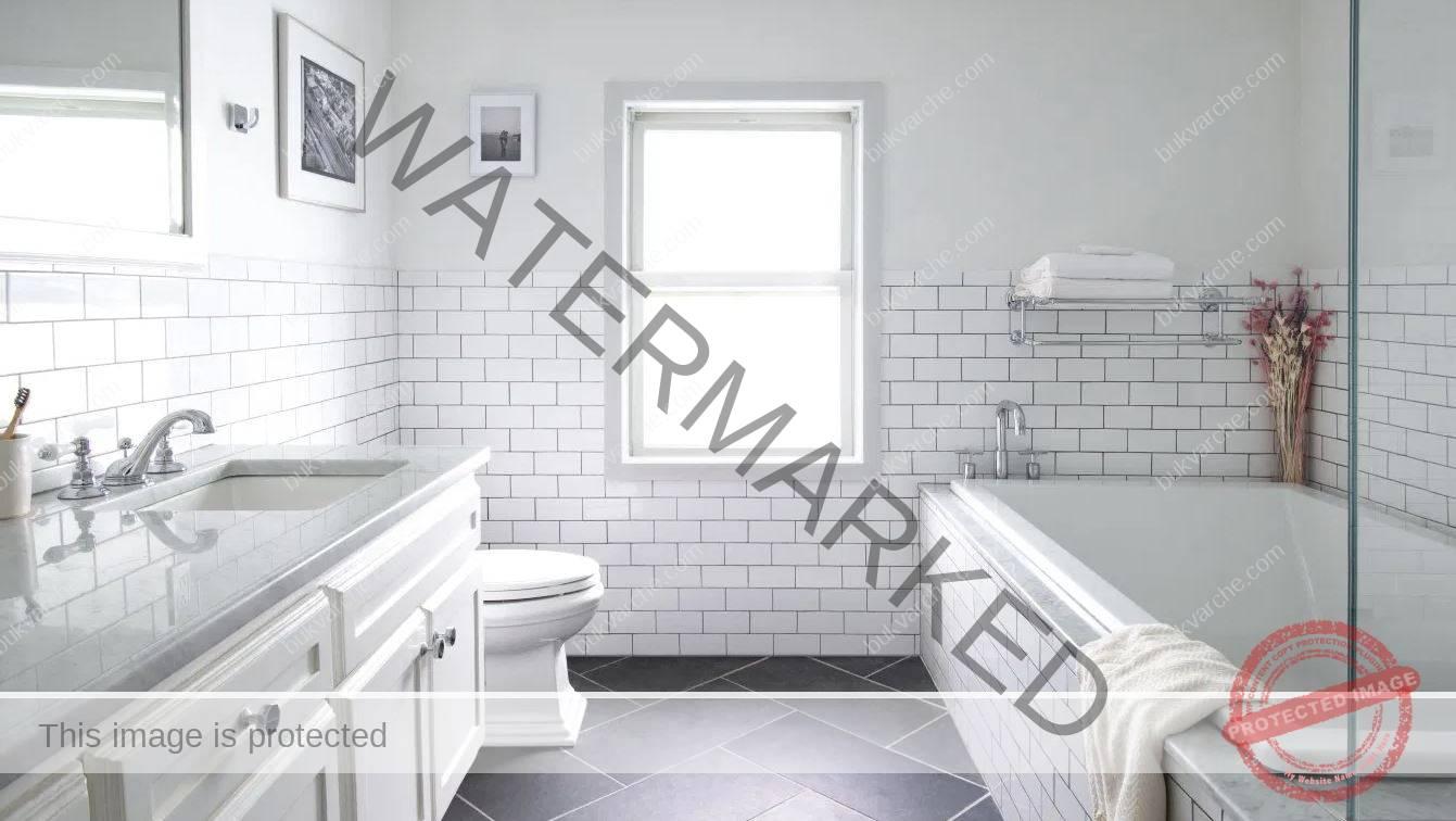 Как да почистите фугите и цялата баня до блясък?