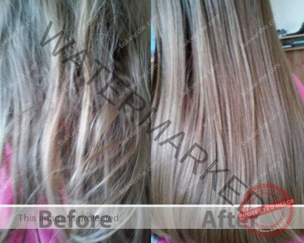 Пилинг на скалпа за по-лъскава, мека и обемна коса
