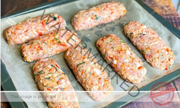 Пълнени рулца на фурна - истински деликатес за вечеря