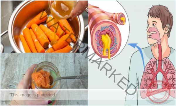 Сироп от моркови за кашлица и силен имунитет