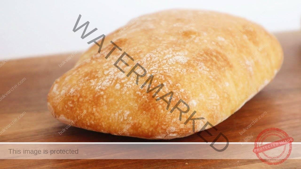 Домашна чабата - хляб, по-вкусен от този в магазина - БУКВАРЧЕ