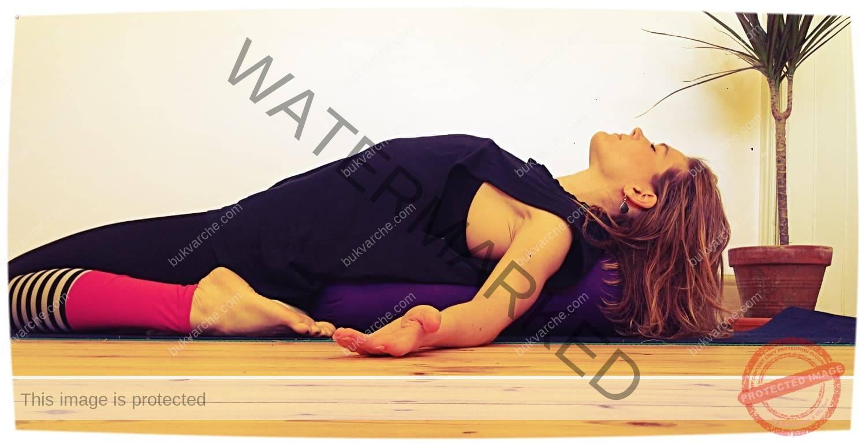 Боли ви гърба - правете това упражнение преди лягане!