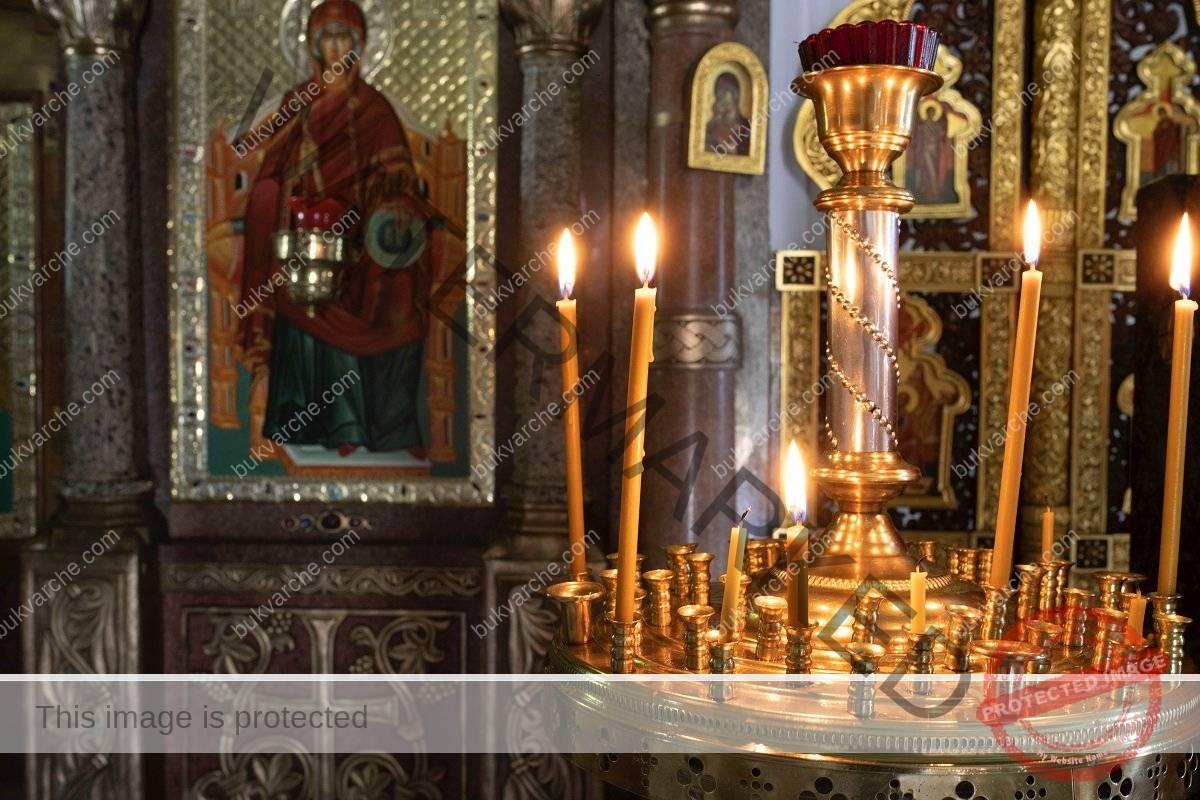 Ритуал с църковна свещ за почистване на негативната енергия