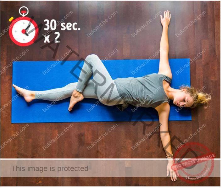 Хронична болка в гърба - 7 ефективни упражнения