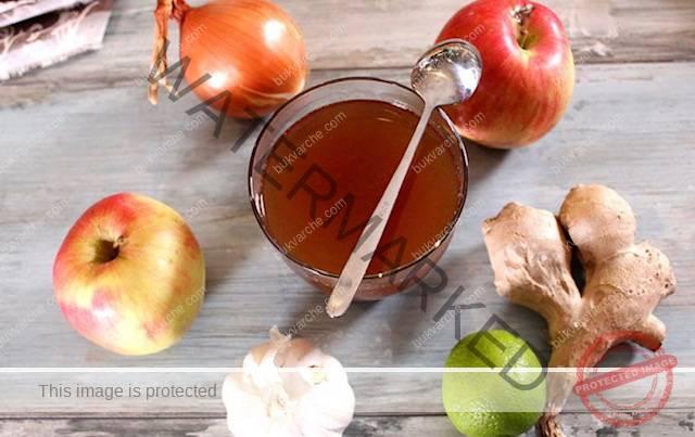 Бабини рецепти за кашлица - сироп от мляко и ябълков чай